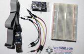 Télécharger Sketch sur Arduino Pro Mini à l'aide d'usbASP
