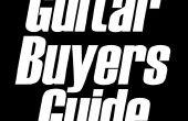 Comment trouver la guitare de droit
