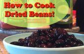 Comment faire cuire vos propres haricots secs !