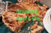 Incroyable la tarte aux pommes