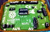 La tarte « Raspberry Pi »