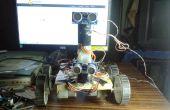 L'Obstacle en évitant le Robot