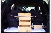 Comment construire un support de planche à roulettes de voiture