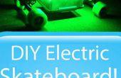 DIY Skateboard électrique avec lumières