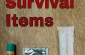 3 Articles de survie improbable