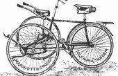 Construction d'un tricycle ou un quad