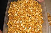 Comment faire « Le four » Caramel Corn