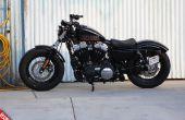 Changer l'huile Harley Davidson Sportster