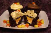 Candy Cupcakes de maïs