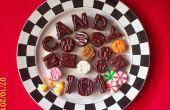 Comment : Candy faisant 101/délicieux oeuvre !