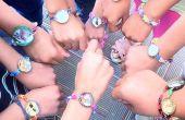 Bouteille à bouchon Bracelets