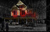 Comment faire pour transformer une maison dans une maison hantée à l'aide de Paintshop Pro 12