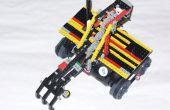 Piratage de l'espion vidéo Trakr III : faire un Bot Grabber de Legos, Snap Circuits et l'espion vidéo Trakr