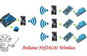 4 Communication sans fil de Arduino 4 Nrf24L01