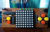 Console de jeu matricielle Arduino