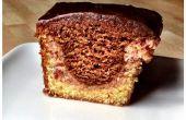 Napolitain Bundt Cake