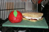 Apple & Sandwich Cake