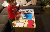 Une Table d'Arcade bricolage propulsé par Raspberry Pi
