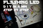 DIY LED clignotant