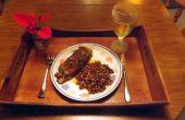 PAN FRIED TILAPIA farcis de ciboulette fraîche, oignons & poivrons