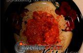 Congélateur de deposer dans 20 minutes - poulet Salsa
