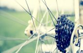 Préparation pour une balade à vélo la charité