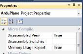 Arduino Memory Usage rapport est affiché après chaque compiler