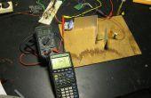 Un spectrophotomètre bricolage simple