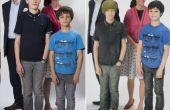 Numérisation 3D avec Kinect Microsoft