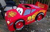 Le « Incroyable » Lightning McQueen Costume