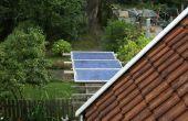 Système solaire de jardin
