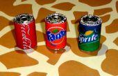 Canettes de Soda miniature