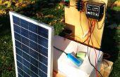 Chargeur solaire portable 20w