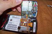 Comment démonter un Motorola Razr