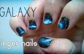 Ongles de Galaxy