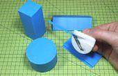 Réaliser des Prototypes d'imperméable à l'eau [de feuille Correx]