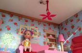 Maison de poupée fan 3D imprimé