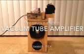 BRICOLAGE Single Ended amplificateur à Tube sous vide