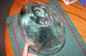 Ce que vous pouvez faire par congélation d'un ballon d'eau