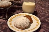 Allitération Cookies (biscuits au chocolat de gâteau de café Caramel)