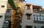 DIY RAVAN effigie (avec allumage électrique et il est le plus grand bricolage)