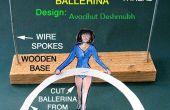 Papercraft équilibre ballerine jouet !
