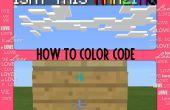 Comment Code couleur
