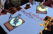 Réalité augmentée à l'aide de Unity3D et Vuforia pour multi-Target Tracking-Yu-Gi-Oh ! Jeu de cartes