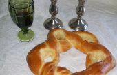 Etoile de David pain Challah