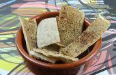 Éthiopien Injera chips - Chips