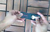 Cacher une clé - 3D imprimés boîte magnétique