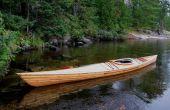 Comment faire un empiècement de Portage Kayak