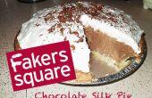 « Faussaires Square » chocolat soie Pie