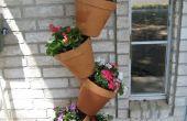 Pots de fleurs Tip-Top : Maximiser l'espace limité pour cultiver des plantes et des fleurs !